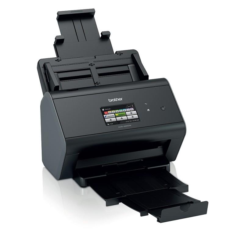 Brother ADS-2800W Скенер
