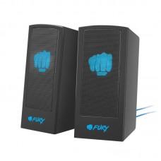 Fury Speaker Мултимедийни Тонколони 2.0