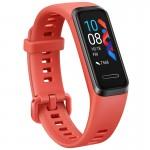 Huawei Band 4 Orange, Смарт Фитнес Гривна Часовник