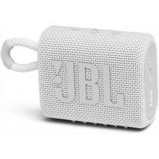 JBL GO 3 WHT Portable Waterproof Тонколони