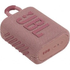 JBL GO 3 Pink Portable Waterproof  Тонколони