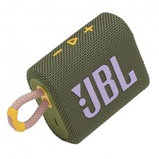JBL GO 3 Green Portable Waterproof  Тонколони