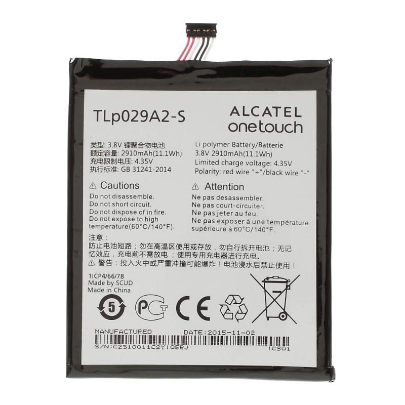 Alcatel TLP029A2-S Оригинална Батерия за Alcatel OneTouch Idol 3 (5.5) (OT-6045)