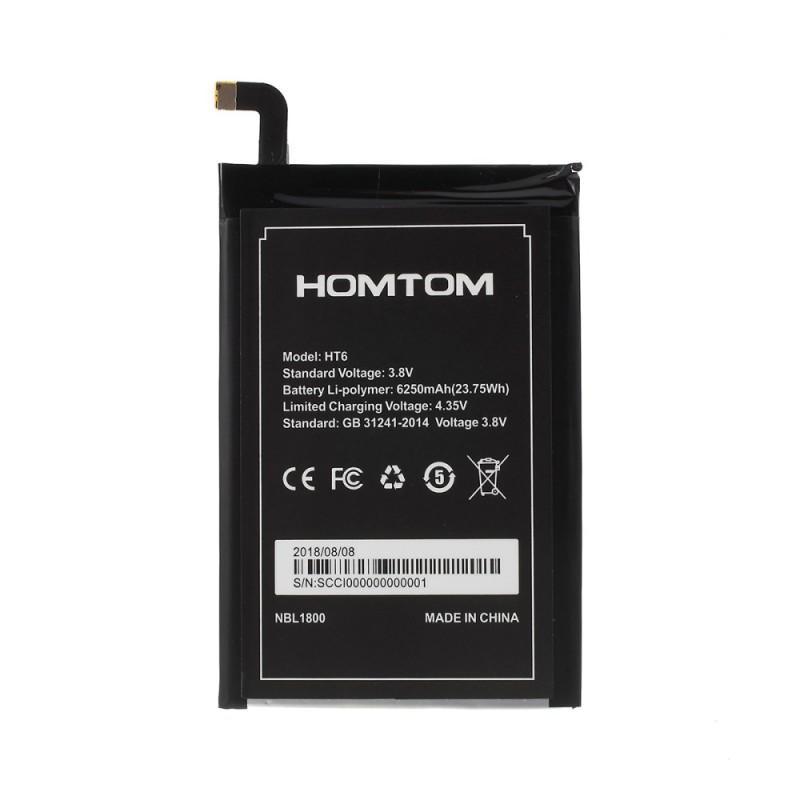HOMTOM Оригинална Батерия за HOMTOM HT6