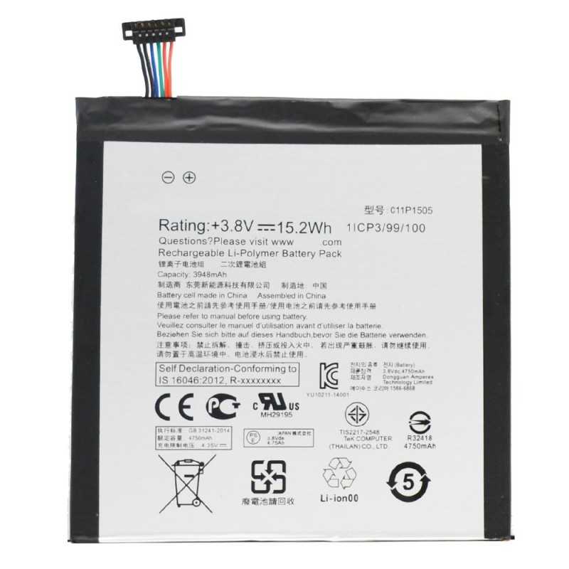 Asus C11P1505 Оригинална Батерия за Asus ZenPad 8.0 Z380KL