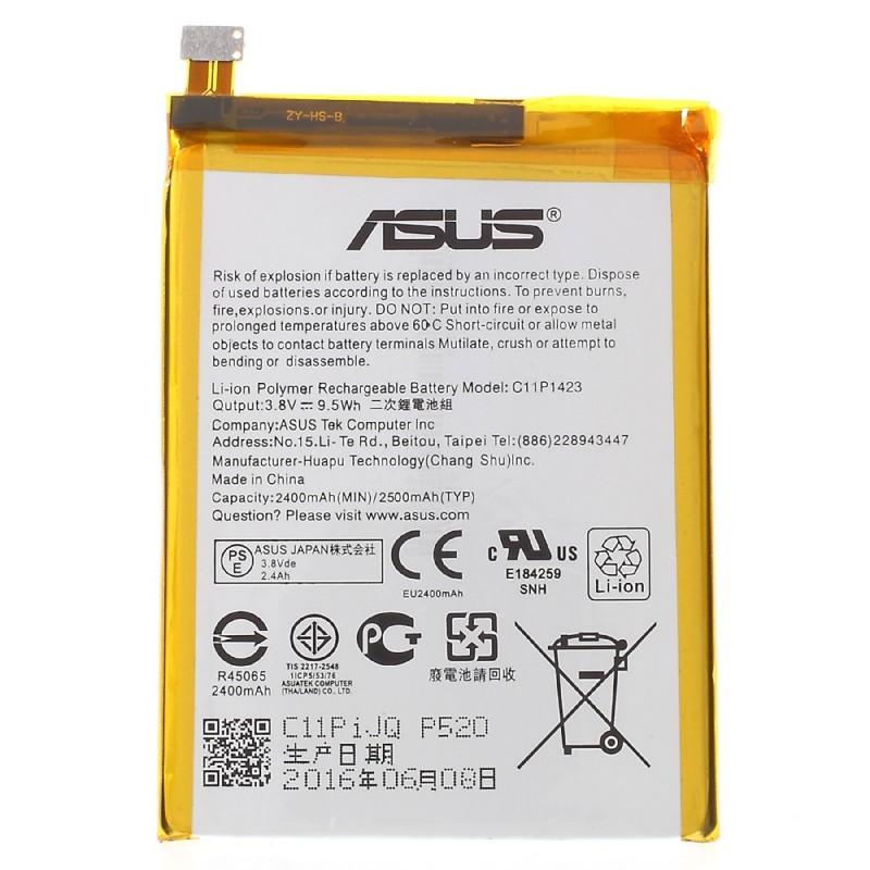 Asus C11P1423 Оригинална Батерия за Asus ZenFone 2 ZE500CL Z00D