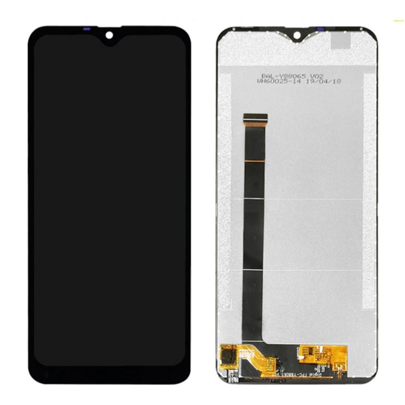 LCD Дисплей и Тъч Скрийн за Ulefone Note 7 / S11