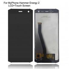 """LCD Дисплей и Тъч Скрийн за MyPhone Hammer Energy 2 (5.5"""")"""