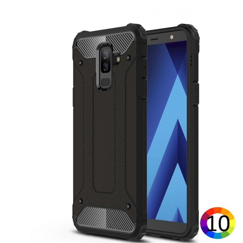 Samsung Galaxy A6 Plus (2018) / A9 Star Lite / J8 (2018) Удароустойчив Калъф и Протектор