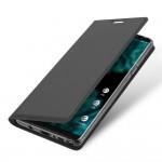 Samsung Galaxy Note9 / Note 9 DUX DUCIS Кожен Калъф и Протектор