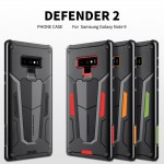 Samsung Galaxy Note9 / Note 9 Nillkin Deffender Калъф и Протектор