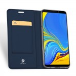 Samsung Galaxy A9 (2018)  DUX DUCIS Кожен Калъф и Протектор