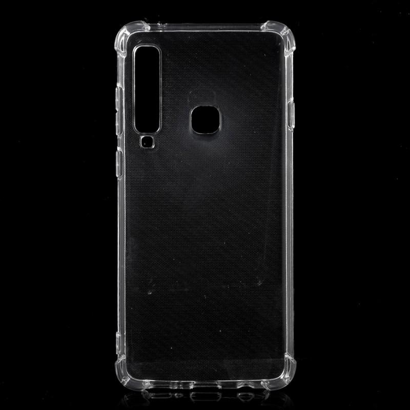 Samsung Galaxy A9 (2018) Силиконов Калъф TPU и Протектор