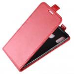 Samsung Galaxy A40 Flip3 Кожен Калъф и Скрийн Протектор