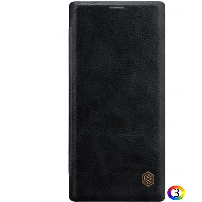 Samsung Galaxy Note 10/Note10 Nillkin Кожен Калъф и Протектор