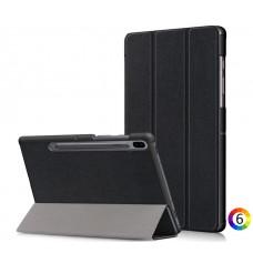 Samsung Galaxy Tab S6 T860 T865 Кожен Калъф и Протектор
