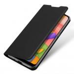 Samsung Galaxy A01 DUX DUCIS Кожен Калъф и Протектор