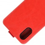 Samsung Galaxy A01 Flip3 Кожен Калъф и Протектор