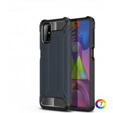 Samsung Galaxy M51 Удароустойчив Калъф и Протектор