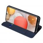 Samsung Galaxy A42 5G DUX DUCIS Кожен Калъф и Протектор