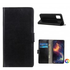 Samsung Galaxy M51 Magnetic Wallet Кожен Калъф и Протектор