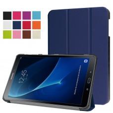 Samsung Galaxy Tab A 10.1 T580/T585 (2016) Кожен Калъф и Протектор
