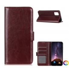 Samsung Galaxy A02s Wallet Калъф и Протектор