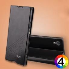 Sony Xperia XA1 Mofi Star Кожен Калъф и Протектор