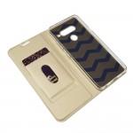 LG V40 ThinQ DUX DUCIS Кожен Калъф и Протектор