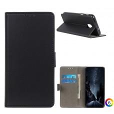 LG K30 (2019) Magnetic Wallet Кожен Калъф и Протектор