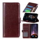LG K20 (2019)  Wallet Кожен Калъф и Протектор