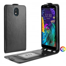 LG K30 (2019) Flip3 Кожен Калъф и Протектор