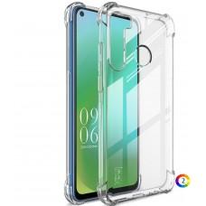 HTC Desire 20 Pro Удароустойчив IMAK Силиконов Калъф