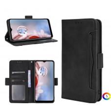 HTC Desire 20+/Desire 20 Plus Wallet Кожен Калъф и Протектор