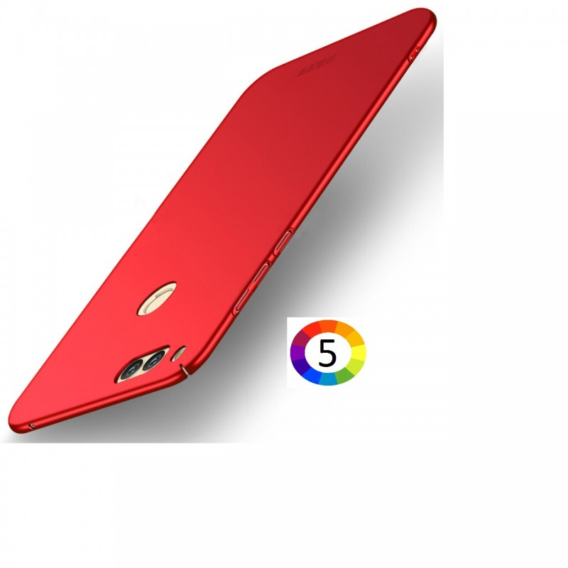 Huawei Honor 7X  MOFI Твърд Капак и Протектор