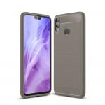 Huawei Honor 8X Удароустойчив Carbon Fiber Калъф и Протектор