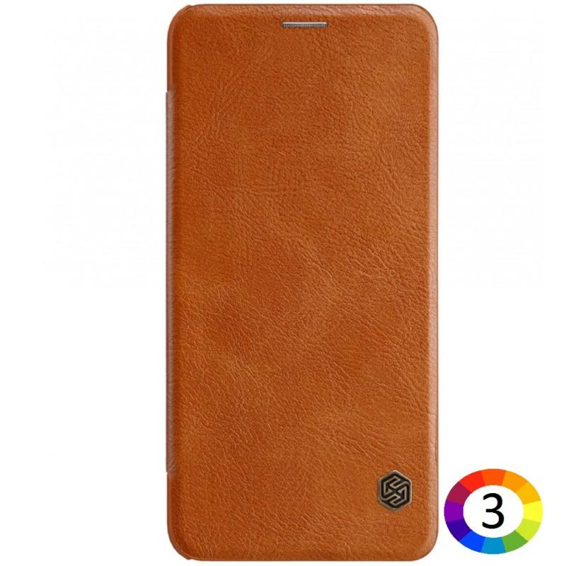 Huawei P Smart+ / nova 3i Nillkin Кожен Калъф и Протектор