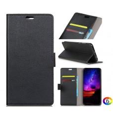 Huawei Y9 (2019) / Enjoy 9 Plus Wallet Калъф и  Протектор
