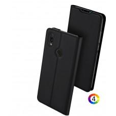 Huawei Y9 (2019)/ Enjoy 9 Plus DUX DUCIS Кожен Калъф и Протектор