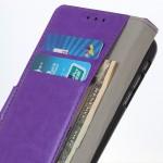 Huawei Y6 (2019)  Magnetic Wallet Кожен Калъф и Протектор
