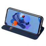 Huawei Mate 30 Lite / nova 5i Pro  DUX DUCIS Кожен Калъф и Протектор