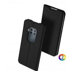 Motorola One Zoom DUX DUCIS Кожен Калъф и Протектор