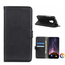 Motorola Moto G9 Play Wallet Калъф и Протектор