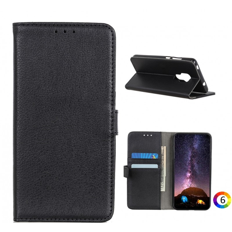 Motorola Moto G9 Play/G9/E7 Plus Wallet Калъф и Протектор