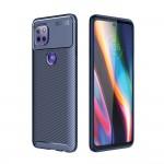Motorola Moto G 5G Удароустойчив Carbon Fiber Калъф2 и Протектор