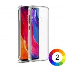 Xiaomi Mi 8 (6.21-inch)  IMAK Силиконов Калъф и Протектор