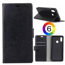 Xiaomi Mi 8 SE (5.88-inch) Magnetic Wallet Калъф и Протектор