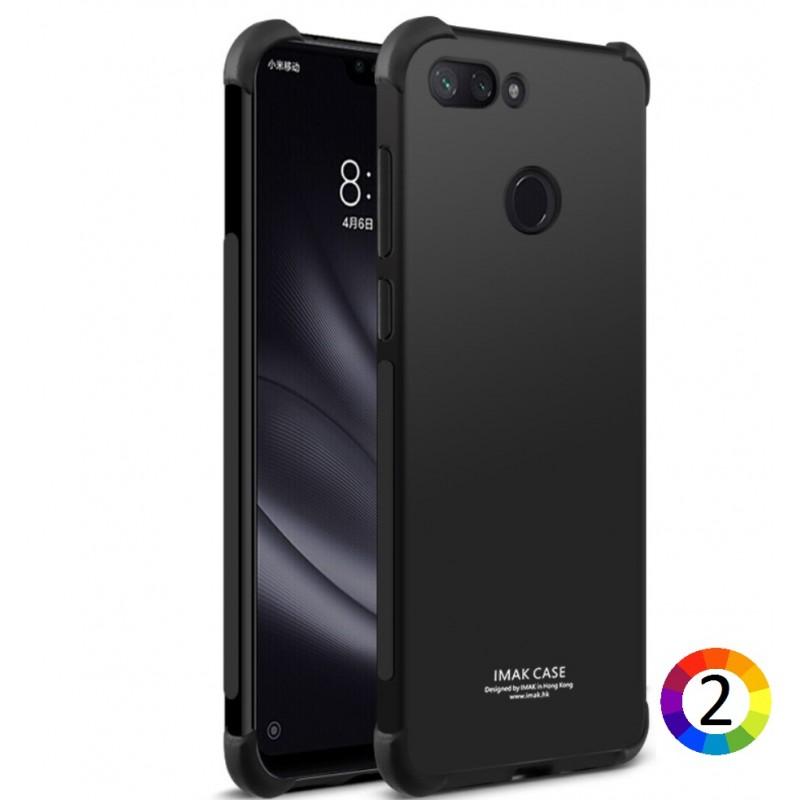Xiaomi Mi 8 Lite / Mi 8 Youth (Mi 8X)  IMAK Силиконов Калъф и Протектор