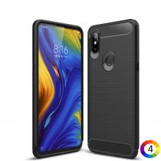 Xiaomi Mi Mix 3 Carbon Fiber Калъф и Протектор