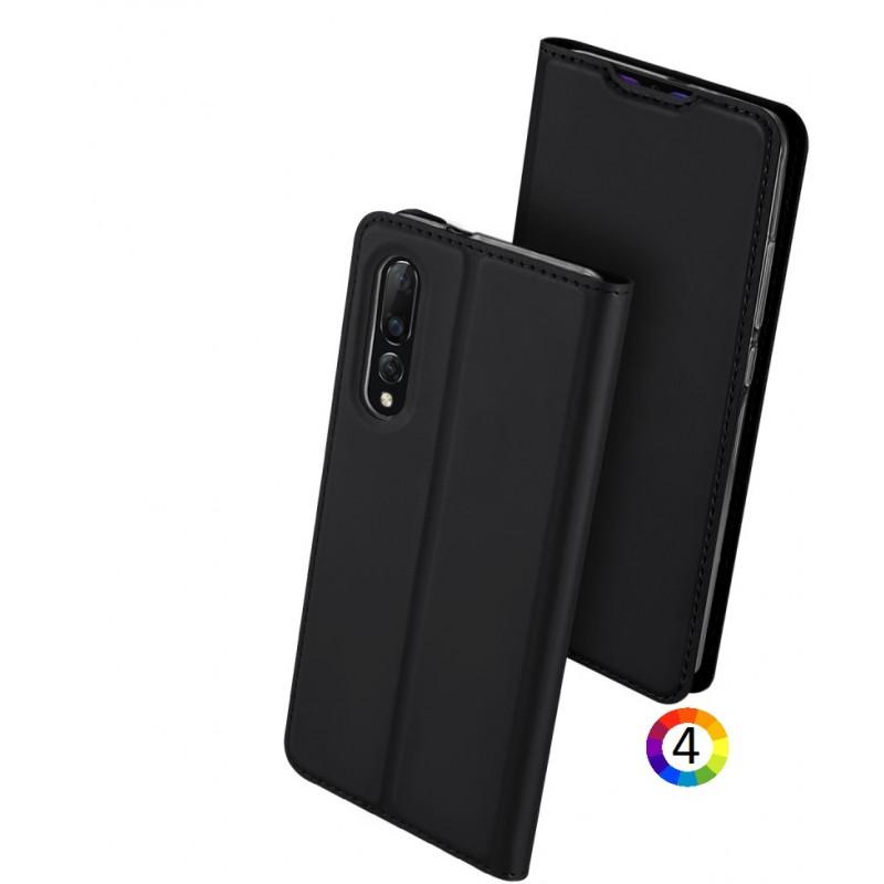 Xiaomi Mi 9 DUX DUCIS Кожен Калъф и Протектор